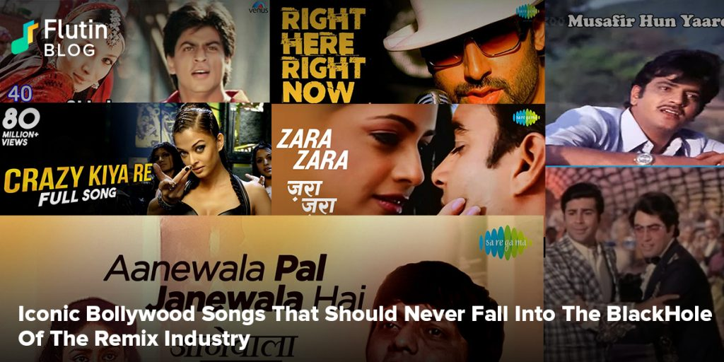 Iconic Bollywood Songs That Should Never Fall Into The BlackHole Of The Remix Industry