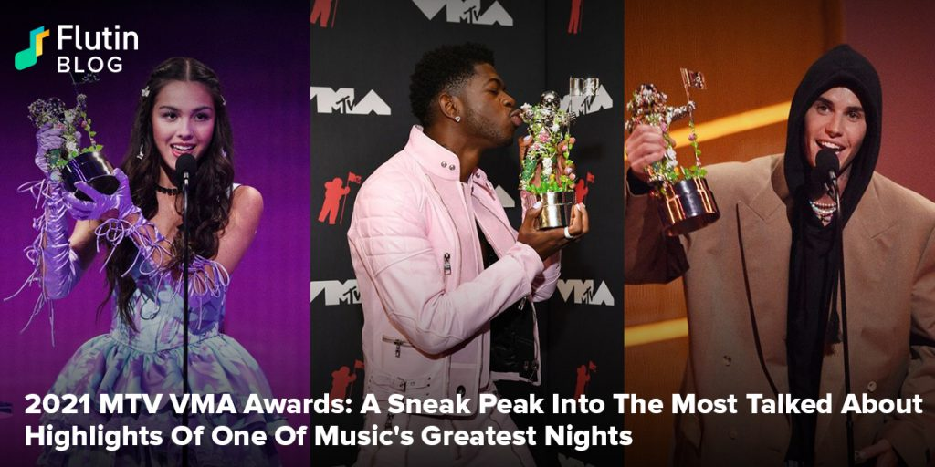 2021 MTV VMA: A Sneak Peak Into The Most Talked About Highlights Of One Of Music's Greatest Nights
