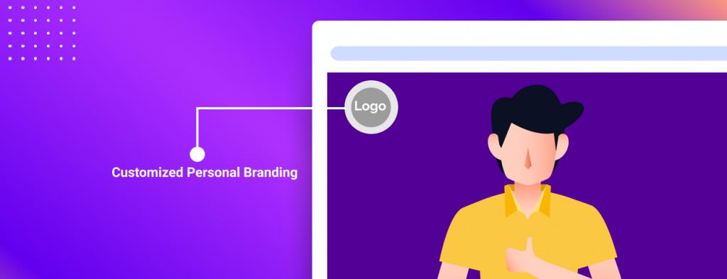 customized personal branding flutin live premium