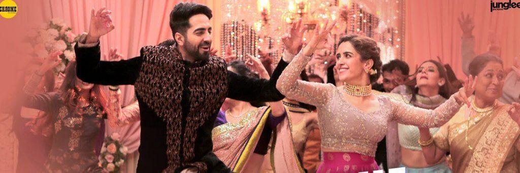 Morni Banke song Badhai Ho wedding playlist