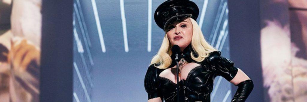 Madonna performance in MTV VMAs 2021