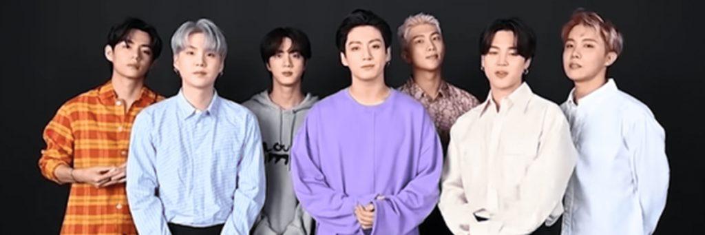 BTS Kpop band