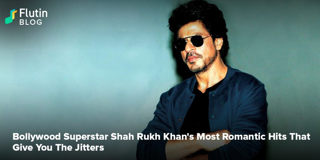 Bollywood Superstar Shah Rukh Khan Most Romantic Hits That Give You The Jitters