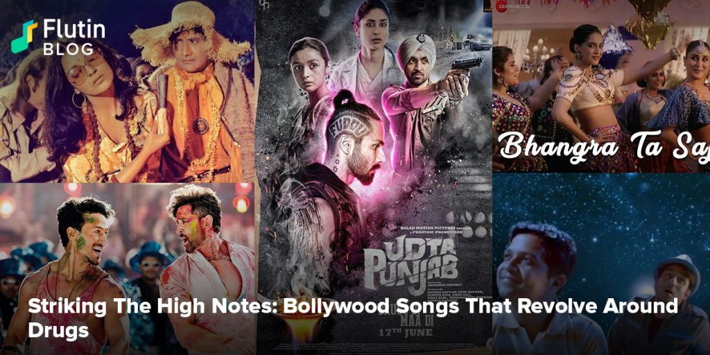 Striking The High Notes: Bollywood Trippy Songs That Revolve Around Drugs